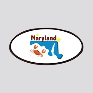 State Of Maryland Patch