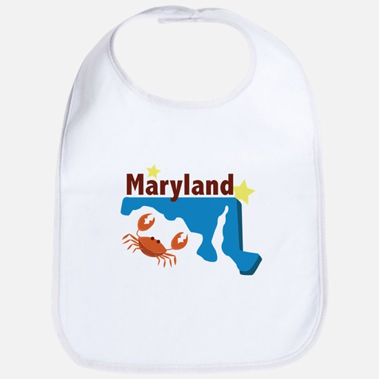 State Of Maryland Bib
