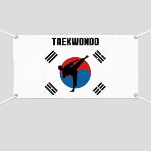 Taekwondo Banner