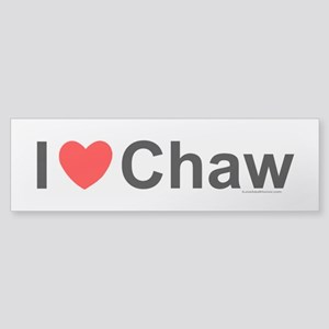 Chaw Sticker (Bumper)