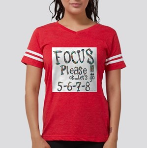 scribble focus please T-Shirt