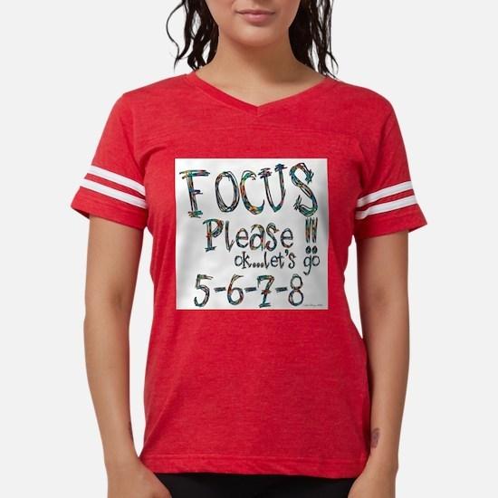 scribble focus please T-Shirt
