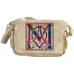 Monogram - MacDonald of Glenaladale Messenger Bag