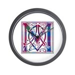 Monogram - MacDonald of Glenaladale Wall Clock