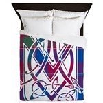 Monogram - MacDonald of Glenaladale Queen Duvet