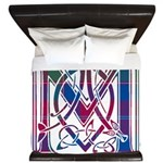 Monogram - MacDonald of Glenaladale King Duvet