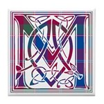 Monogram - MacDonald of Glenaladale Tile Coaster