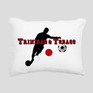 Trinidad Tobago Football Rectangular Canvas Pillow