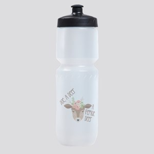 Doe A Deer Sports Bottle