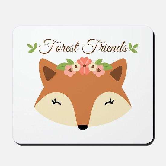 Forest Friends Mousepad