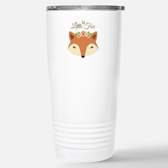 Little Fox Travel Mug