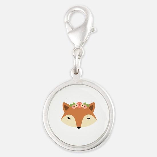Fox Head Charms