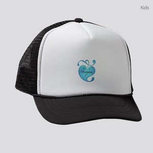 Bluegrass Love Kids Trucker hat