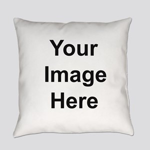 Personalizable Everyday Pillow