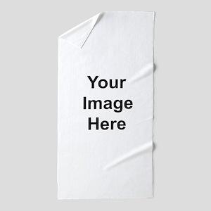 Personalizable Beach Towel