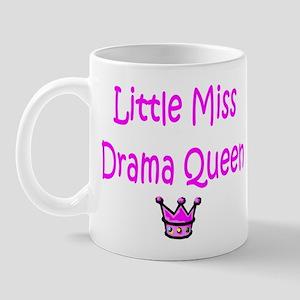 Little Miss Drama Queen Mug
