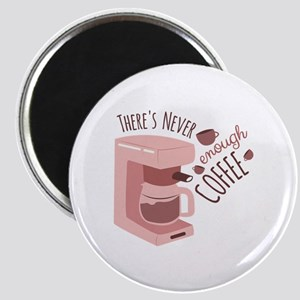 Enough Coffee Magnets