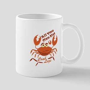 Crab Legs Mugs