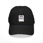 Nicolo Black Cap