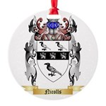 Nicolls Round Ornament
