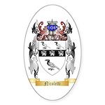 Nicoletti Sticker (Oval)