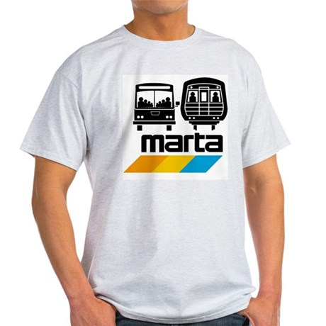 MARTA Atlanta transit t-shirt for adults