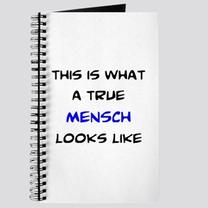true mensch Journal