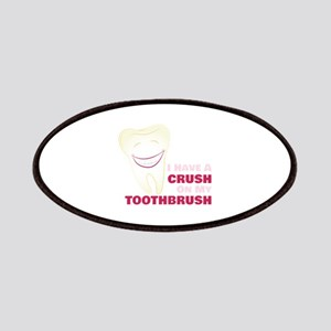 Toothbrush Crush Patch