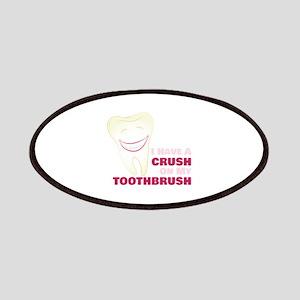 Toothbrush Crush Patch