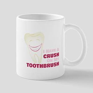 Toothbrush Crush Mugs