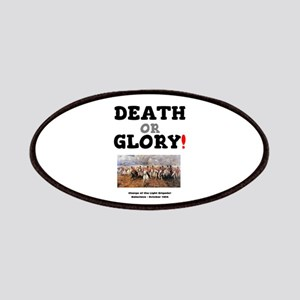 DEATH OR GLORY! - THE CHARGE OF THE LIGHT BR Patch