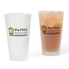 PaTNA Logo 1 Drinking Glass