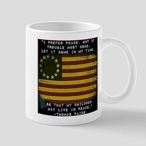 I Prefer Peace Mugs