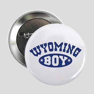 Wyoming Boy Button