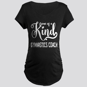 One of a Kind Gymnastics Co Maternity Dark T-Shirt