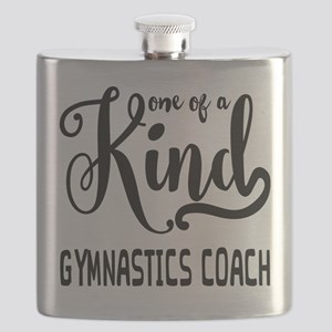 One of a Kind Gymnastics Coach Flask