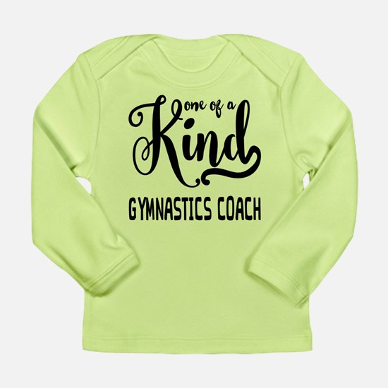 One of a Kind Gymnastic Long Sleeve Infant T-Shirt
