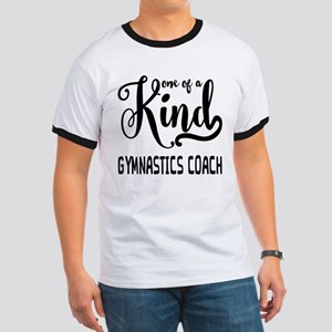 One of a Kind Gymnastics Coach Ringer T