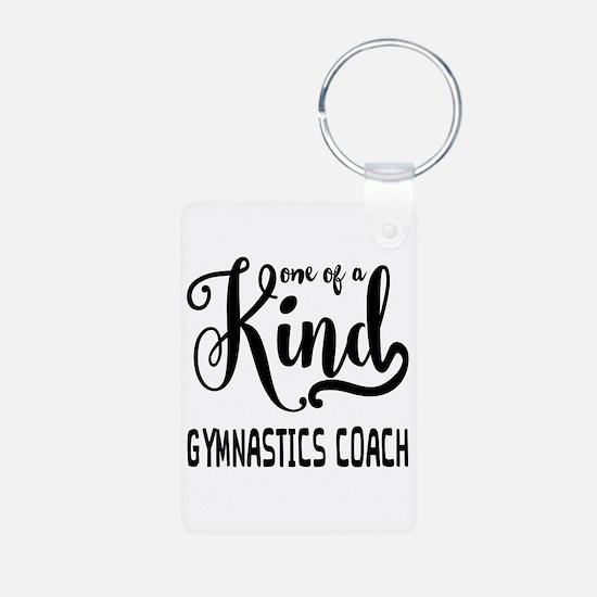 One of a Kind Gymnastics C Keychains