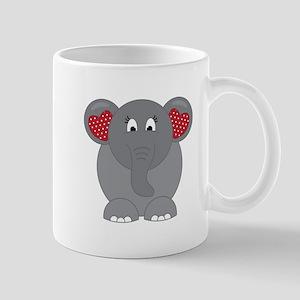 Elephant Love Mugs