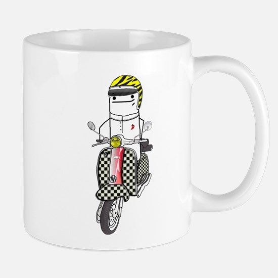 Lambretta Mugs