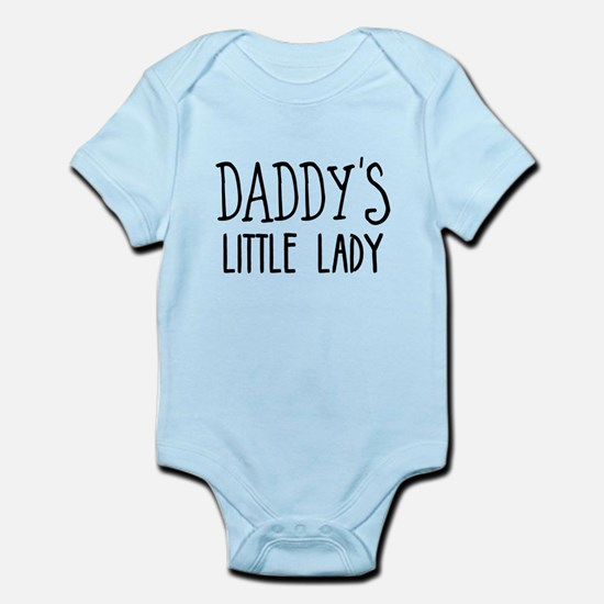 Daddy's Little Lady Body Suit