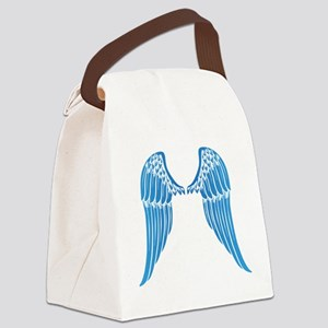 Angel wings Canvas Lunch Bag