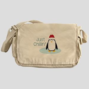 Just Chillin Messenger Bag