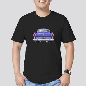 1955 Ford Men's Fitted T-Shirt (dark)
