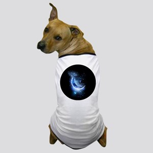 Awesome moon and stars Dog T-Shirt