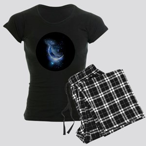 Awesome moon and stars pajamas