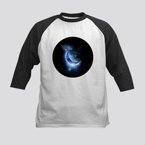 Awesome moon and stars Baseball Jersey