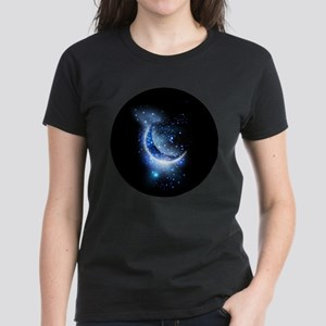 Awesome moon and stars T-Shirt