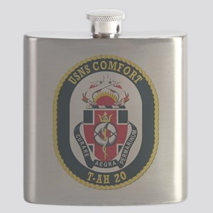 USNS Comfort (T-AH 20) without Text Flask